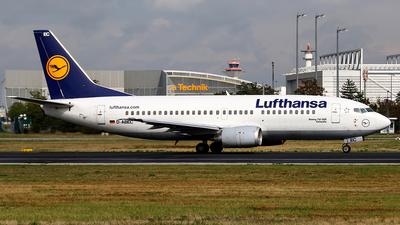 D-ABEC - Boeing 737-330 - Lufthansa