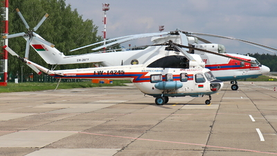 EW-14245 - PZL-Swidnik Mi-2 Hoplite - Belarus - Ministry for Emergency Situations (MChS)