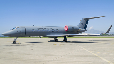 912 - Gulfstream G-IV - Chile - Air Force