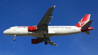 N631VA - Airbus A320-214 - Virgin America