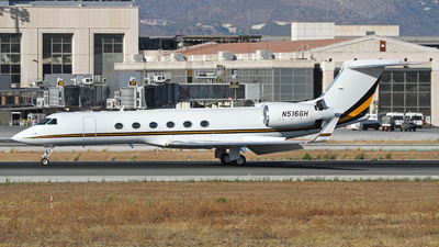 N516GH - Gulfstream G-V - Private