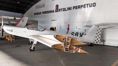 PP-KDO - Aeromot AMT-200 Super Ximango - Aero Club - Polit�cnico de Planadores