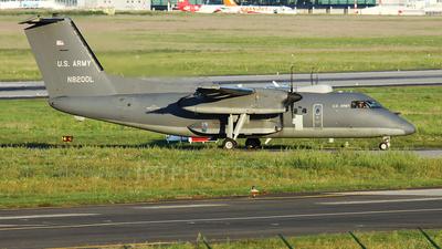 N8200L - Bombardier Dash 8-Q202 - United States - US Army