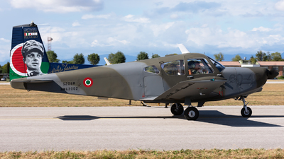MM62002 - SIAI-Marchetti S208M - Italy - Air Force