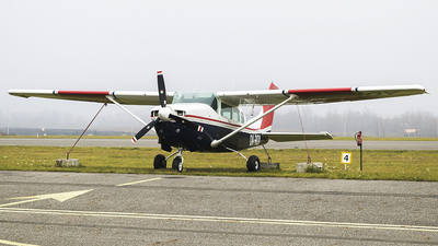 OK-ROY - Cessna TU206G Turbo Stationair - Private