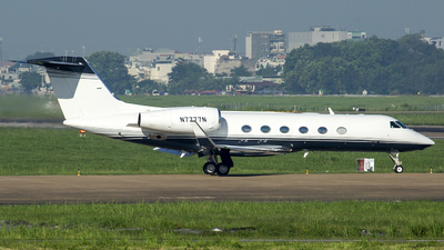 N7777N - Gulfstream G450 - Private
