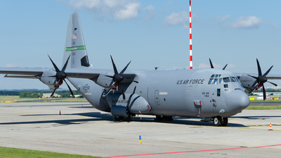 02-1463 - Lockheed Martin C-130J-30 Hercules - United States - US Air Force (USAF)