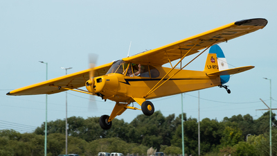 LV-RFU - Piper PA-11-90 Cub Special - Private