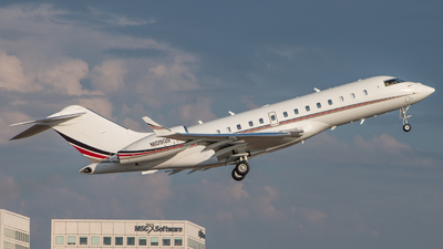 N109QS - Bombardier BD-700-1A11 Global 5000 - NetJets Aviation