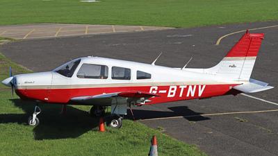 A picture of GBTNV - Piper PA28161 - [287816590] - © Tartanpics