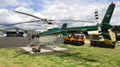 PNC0925 - Bell 407 - Colombia - Police