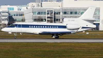 CS-DSB - Dassault Falcon 7X - NetJets Europe