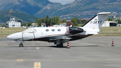I-SKYT - Cessna 510 Citation Mustang - Private