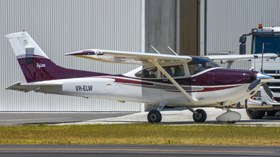 VH-ELW - Cessna 182T Skylane - Dunn Aviation