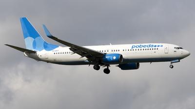 VQ-BHT - Boeing 737-8LJ - Pobeda