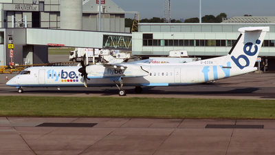 G-ECOA - Bombardier Dash 8-Q402 - Flybe