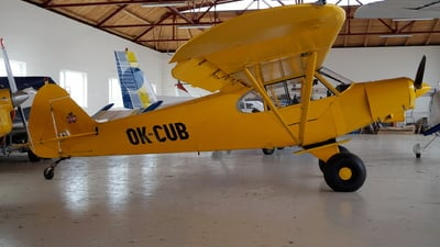 OK-CUB - Piper PA-18-150 Super Cub - Private