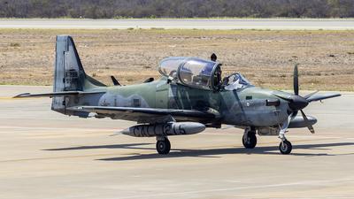 FAB5957 - Embraer A-29B Super Tucano - Brazil - Air Force
