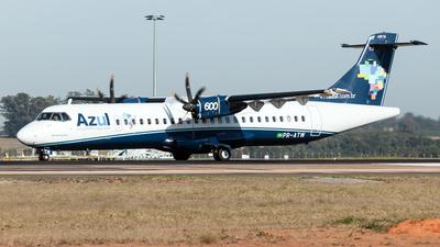 A picture of PRATW - ATR 72600 - Azul Linhas Aereas - © Christian Gois