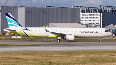 A picture of DAVZT - Airbus A321 - Airbus - © Spotter Pascal