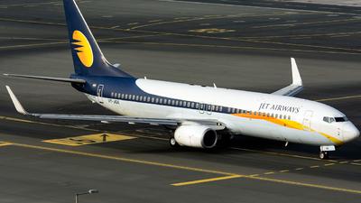 VT-JGE - Boeing 737-83N - Jet Airways