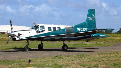 N902ST - Pacific Aerospace 750XL - Private