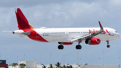 A picture of N692AV - Airbus A321231 - Avianca - © bill wang