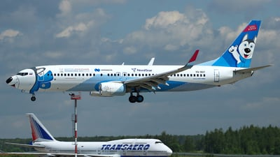 VQ-BQT - Boeing 737-8AS - Nordstar