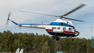 UR-EXV - Mil Mi-2 Hoplite - Motor Sich Airline
