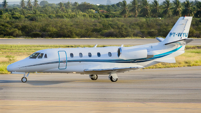 A picture of PTWYU - Cessna 560XL Citation Excel - [5605060] - © EdilsonCarlos