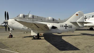 UA-106 - Fairey Gannet AS.4 - Germany - Navy