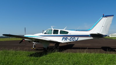 PR-CCJ - Beechcraft 95-A55 Baron - Private