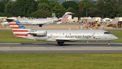 N216PS - Bombardier CRJ-200ER - American Eagle (PSA Airlines)