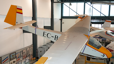 EC-BCN - Slingsby T45 Swallow - Private