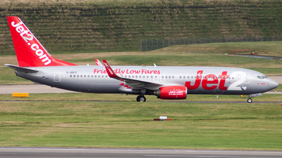 G-GDFC - Boeing 737-8K2 - Jet2.com