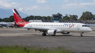 N988TA - Embraer 190-100IGW - TACA International Airlines