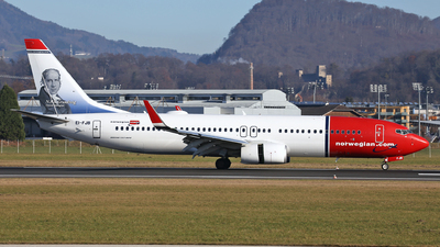 A picture of EIFJB - Boeing 7378JP - [42081] - © Karl Dittlbacher