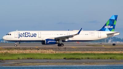 A picture of N989JT - Airbus A321231 - JetBlue Airways - © Sam DeBartolo