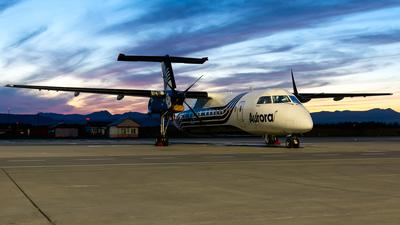 A picture of RA67261 - De Havilland Canada Dash 8300 - Polar Airlines - © Alexander Dunaev
