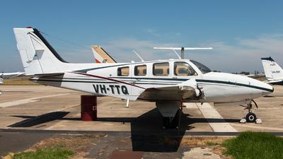 VH-TTQ - Beechcraft 58 Baron - Australasian Jet
