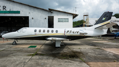 PT-LIV - Cessna 550 Citation II - Private