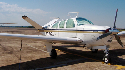 PT-DRJ - Beechcraft V35B Bonanza - Private