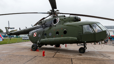 6102 - Mil Mi-17 Hip - Poland - Army