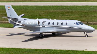 D-CTTT - Cessna 560XL Citation XLS - HTM Jet Service