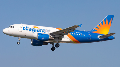 N319NV - Airbus A319-111 - Allegiant Air