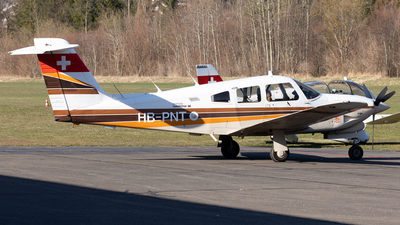 A picture of HBPNT - Piper PA28RT201T - [28R8431031] - © Alexandre Fazan