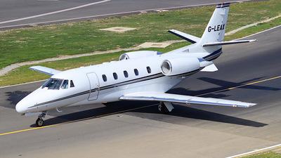 G-LEAX - Cessna 560XL Citation XLS - London Executive Aviation