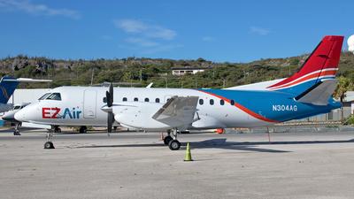 N304AG - Saab 340B - EZ Air