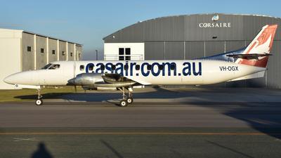 A picture of VHOGX - Fairchild SA226TC - [TC395] - © Jarrod Swanwick