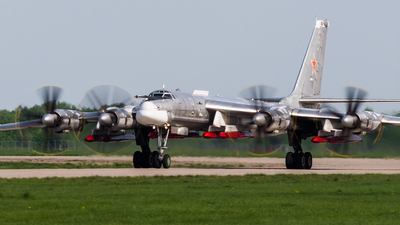 317 - Tupolev Tu-95MS Bear-H - Russia - Air Force